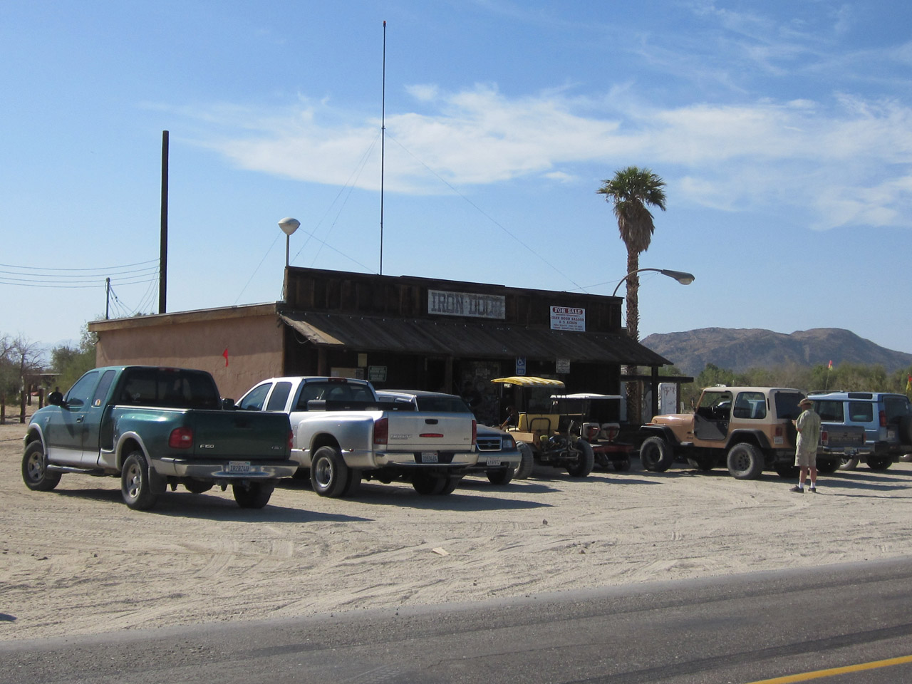 Auto Parts Store Nearby >> Ocotillo Wells SVRA - California Trail Map