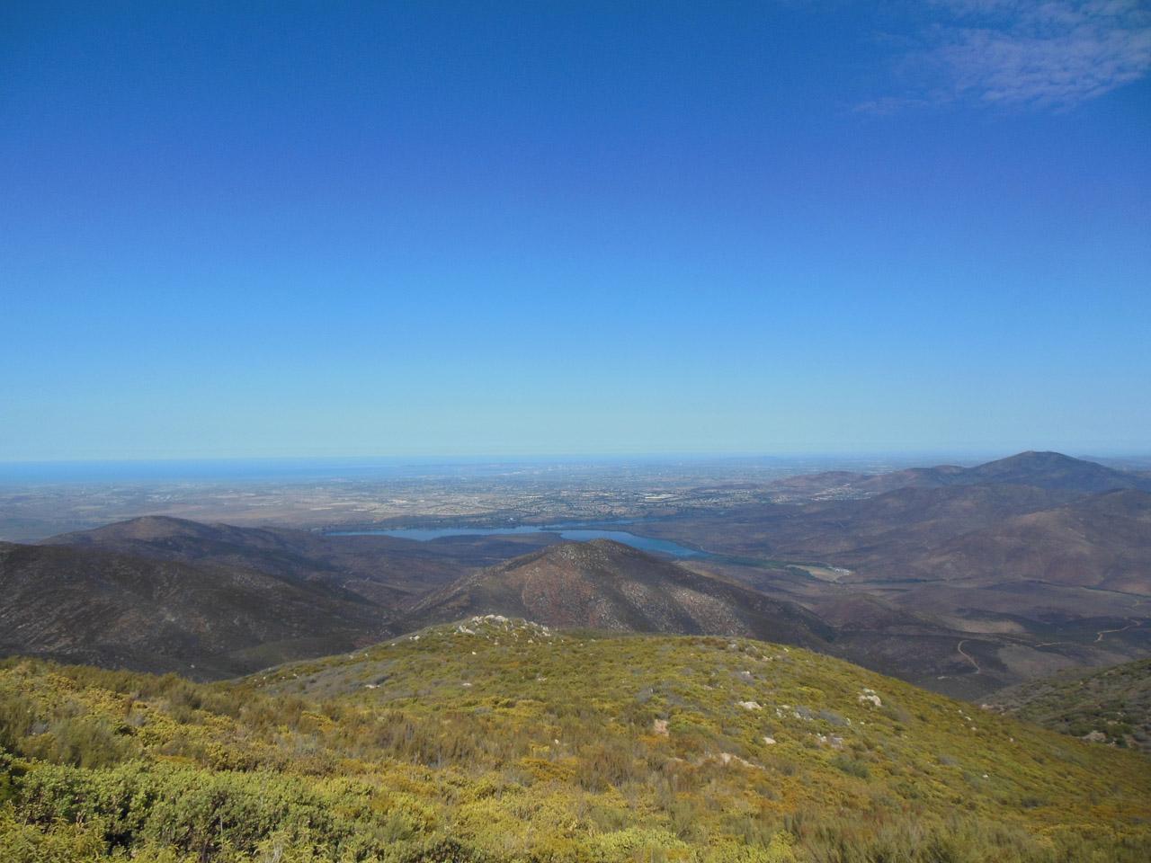 Otay Mountain Otay Mountain View