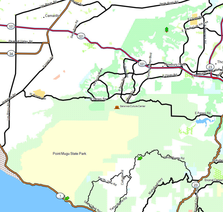 pacific coastal highway map with Point Mugu State Park on Coastal Dune Lakes Of South Walton as well Antrim Coastal Drive together with What Is The Pacific Crest Trail in addition Carmel By The Sea The Pacific Coast Highway likewise Point Mugu State Park.
