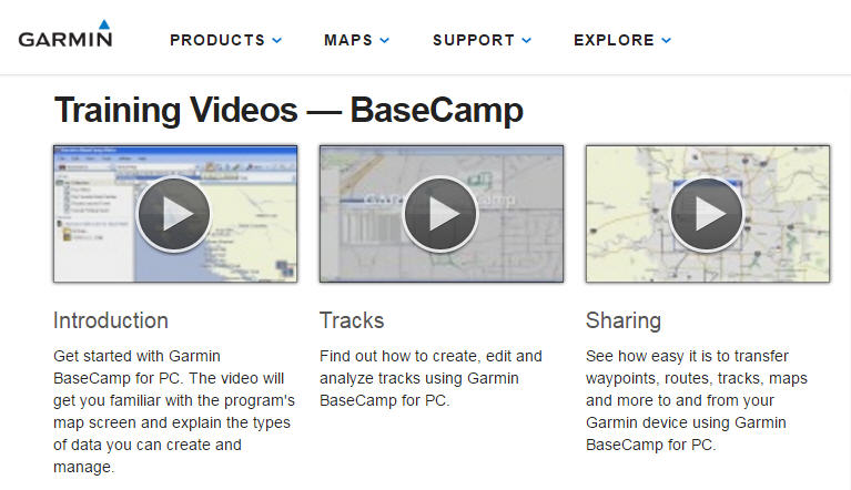 BaseCamp Training  Videos